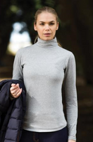 Equetech Cotton Roll Neck base layer