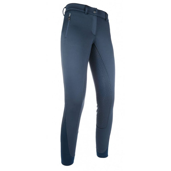 HKM Moena Softshell Silicone Full Seat Breeches