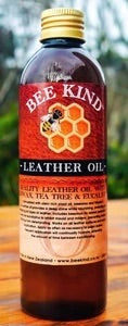 Bee Kind™ - Leather Oil