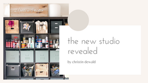 The new Little w Studio revealed!