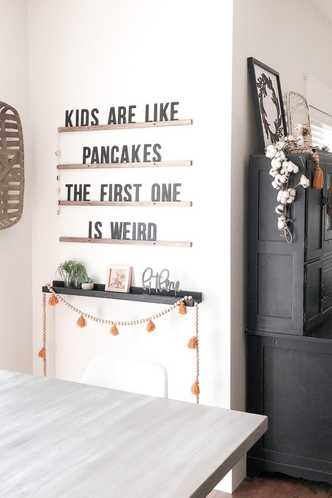 Little Type Co Kids are Pancakes