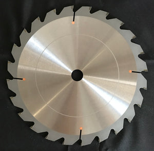 "CGNC1224 12"" x 24T Nail Cutting Saw Blade"