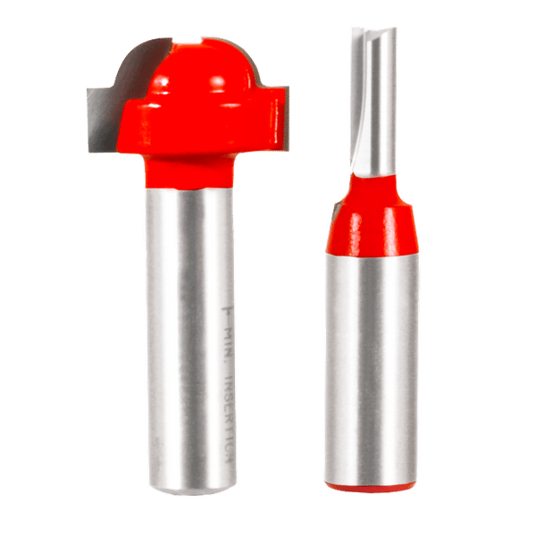 Freud Router Bit Set:  2 Piece French Door Grill Set