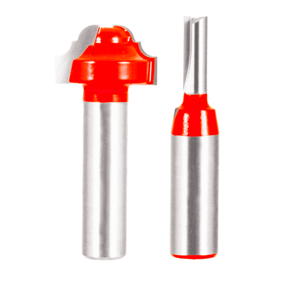 Freud Router Bit Set - 2 Piece French Door Grill Set
