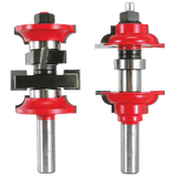 "Freud Router Bit Set - 1‑7/8"" Entry & Interior Door Router Bit System"