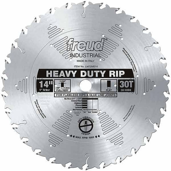 LM72M014 Freud Heavy-Duty Rip Blade