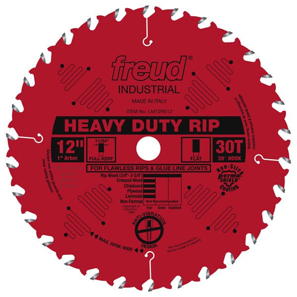 LM72R012 Freud Heavy-Duty Rip Blade