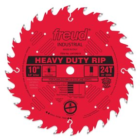 LM74R010 Freud Industrial Glue Line Ripping Blade