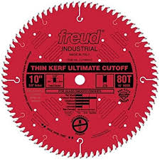 LU74R010 Freud Thin Kerf Ultimate Cut-Off Saw Blade