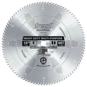 LU82M016 Freud Heavy Duty Multi-Purpose Saw Blade