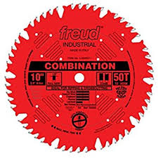LU84R011 Freud Combination Saw Blade