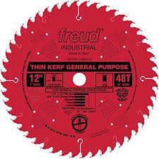 LU86R012 Freud Thin Kerf General Purpose Saw Blade