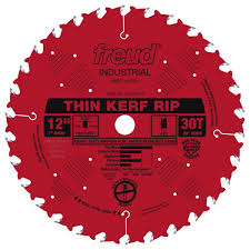 LU87R012 Freud Thin Kerf Rip Saw Blade
