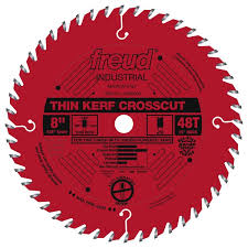 LU88R008 Freud Thin Kerf Fine Finish Cross Cutting Saw Blade