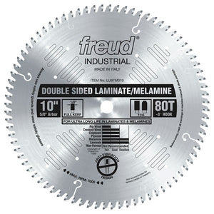 LU97M010 Freud Laminate/Melamine Saw Blade