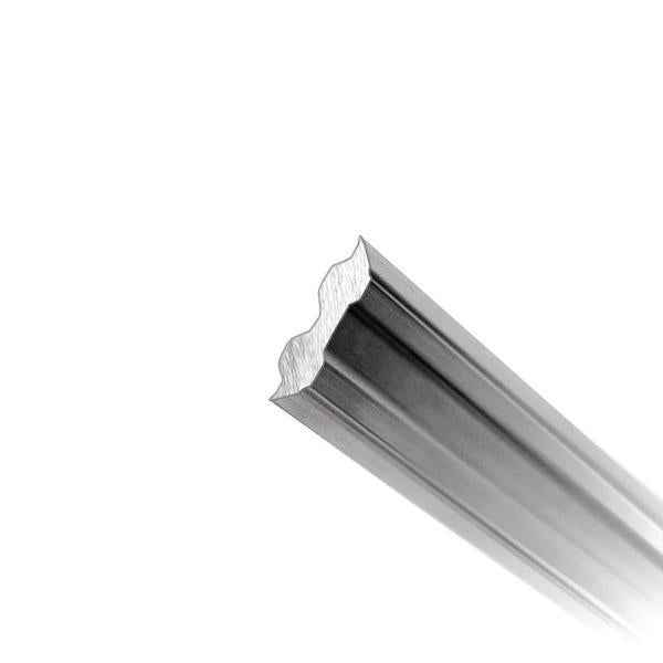 560mm Cutting Length - Chrome Steel - Tersa Planer Knife