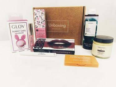 Skincare & Beauty Box