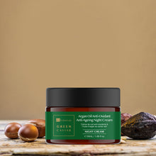 Load image into Gallery viewer, Dr Botanicals Green Caviar & Argan Oil Anti-Oxidant Anti-Ageing Night Cream