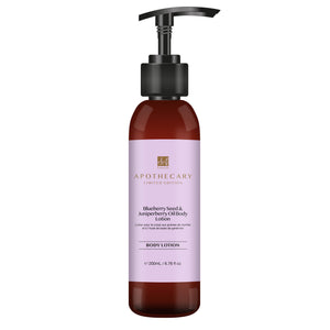 Dr Botanicals Blueberry Seed & Juniper-berry Oil Body Lotion