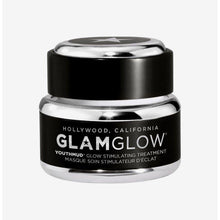 Load image into Gallery viewer, GLAMGLOW YOUTHMUD® Glow Stimulating & Exfoliating Treatment Mask Mini