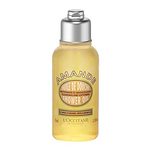 Loccitane - ALMOND SHOWER OIL (TRAVEL SIZE)