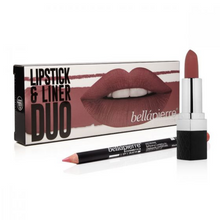 Load image into Gallery viewer, Bellapierre - Lipstick & Liner Duo - Antique Pink
