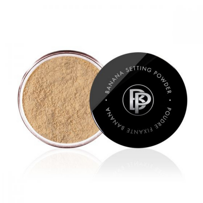 Bellapierre - Banana Setting Powder (Medium)