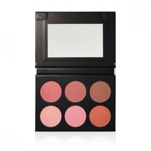 Load image into Gallery viewer, Bellapiere Cosmetics - Blushing Palette