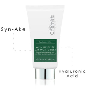 Skin Chemists Wrinkle Killer Day Moisturiser