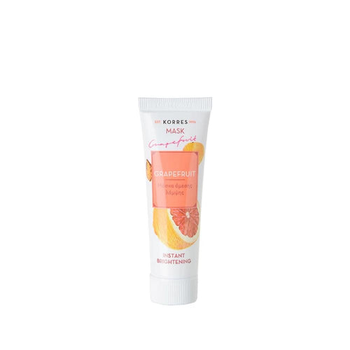 Korres Grapefruit Mask - Instant Brightening