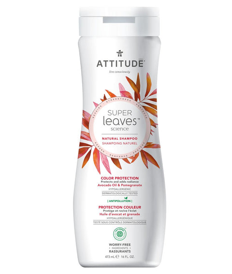 Attitude Shampoo Color Protection 473 ml - New Roads Nutrition