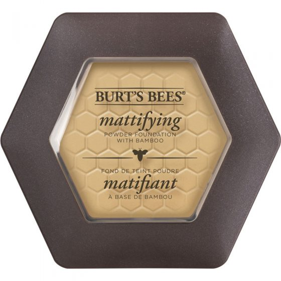 Burt's Bee's Mattifying Powder Foundation 8.5g - New Roads Nutrition