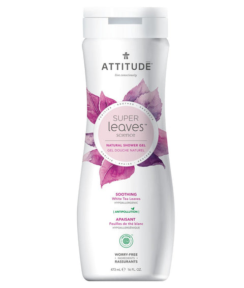 Attitude Shower Gel Soothing 473 ml - New Roads Nutrition