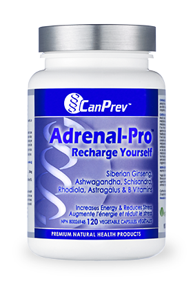 CanPrev Adrenal Pro 120 ct - New Roads Nutrition