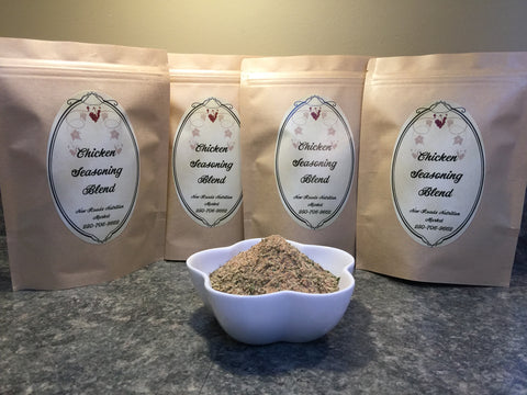 Spice Chicken Seasoning Blend 50gr - New Roads Nutrition
