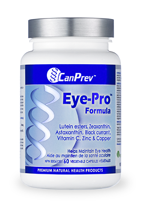 CanPrev Eye Pro 60 caps - New Roads Nutrition