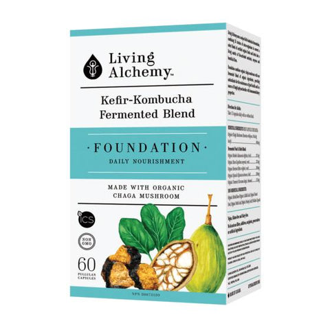 Living Alchemy Foundation 60 caps - New Roads Nutrition