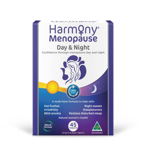 Martin & Pleasance Harmony Menopause DayNight 45 ct - New Roads Nutrition