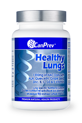 CanPrev Healthy Lungs - New Roads Nutrition