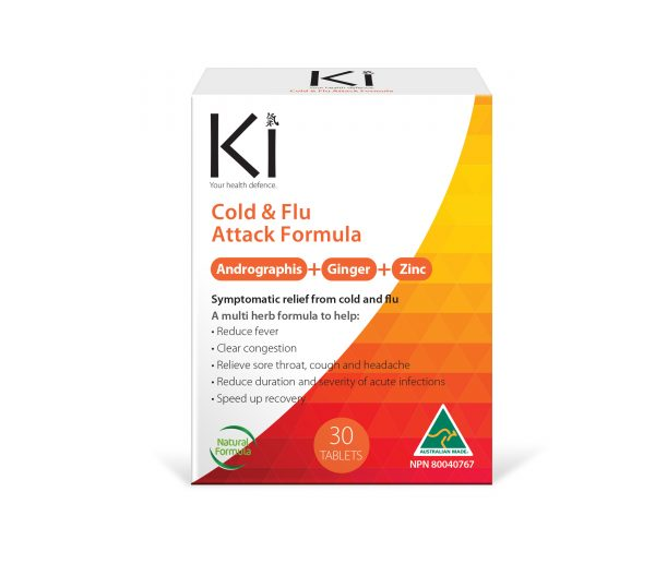 Martin & Pleasance  KI Cold & Flu 30 tabs - New Roads Nutrition
