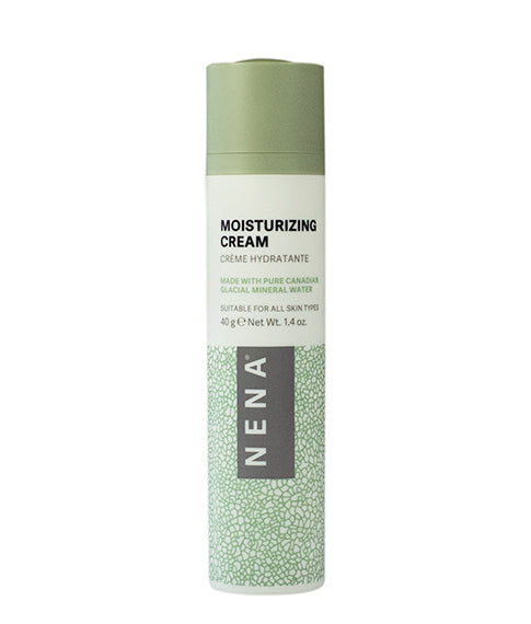 NENA Glacial Skincare Moisturizing Cream - New Roads Nutrition