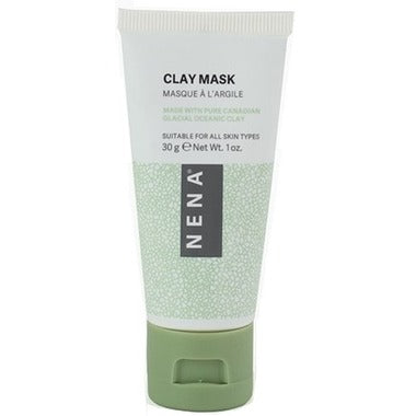 NENA Glacial Clay Mask 30 gr - New Roads Nutrition