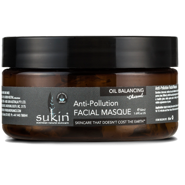 Sukin Oil Balancing Facial Mazque 100 ml - New Roads Nutrition