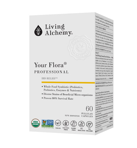 Living Alchemy Flora Professional 60 caps