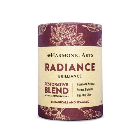 Harmonic Arts Radiance Herbal Blends 125 gr - New Roads Nutrition