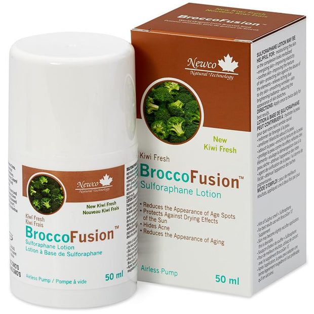 Newco BroccoFusion Kiwi Lotion 50 ml - New Roads Nutrition