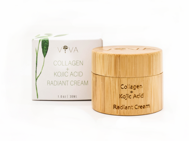 Viva Collagen + Kolic Acid Radiant Cream 30 ml - New Roads Nutrition