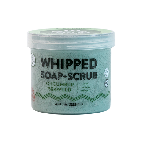 Pacha Whipped Soap Cucumber Seaweed 284gr - New Roads Nutrition