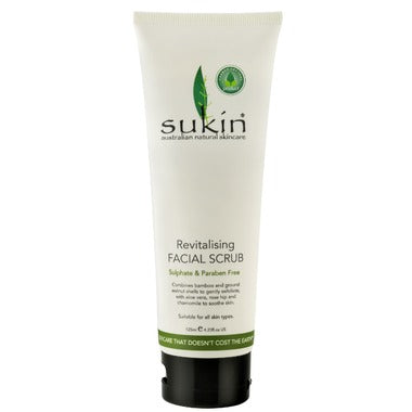 Sukin Facial Scrub 125 ml - New Roads Nutrition