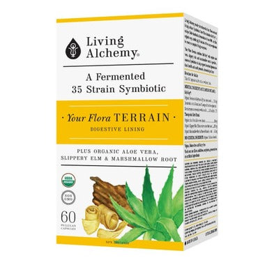 Living Alchemy Flora Terrain 60 caps - New Roads Nutrition
